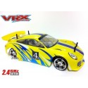 VRX RACING RH1025D X-RANGER DRIFT elettrico Brushed con radio 2.4ghz in scala 1/10RTR 4WD COD.RH1025D VRX