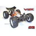 VRX RACING RH1031 MegaBuggy BUGSTER EBD elettrico RC-550 Turbo speed 2.4Ghz FLY SKY 1:10 RTR 4WD