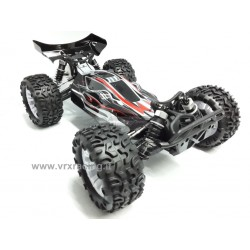 MegaBuggy BUGSTER brushless Radio 2.4GHz Fly Sky, Batteria Lipo 7,4V 3250MAh 1/10 RTR 4WD