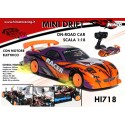 HIMOTO HI718 Mini Drift Lightning Car 1:18