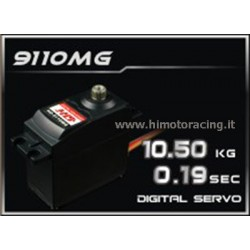 HIMOTO Servo Digitale 10.5kg Power HD 9110MG con ingranaggi in metallo