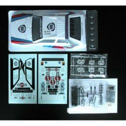 RALLY LEGEND CARROZZERIA VERNIC. LANCIA DELTA S4 +DECALS+ACCESSORI