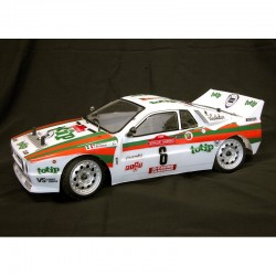 RALLY LEGEND CARROZZERIA 037 RALLY CARROZZ.TRASP.+ DECALS TOTIP E ACCESS.