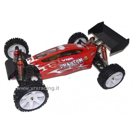 PHANTOM-B Buggy brushless 1/5 ESC 150A radio 2.4GHZ 4WD RTR VRX