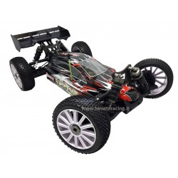 HIMOTO MEGAE8XBL PRO SHOOTOUT BUGGY 1/8 BRUSHLESS HIMOTO 2.4Ghz