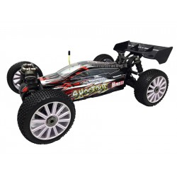 MEGAE8XBL SHOOTOUT HIMOTO BUGGY 1/8 BRUSHLESS HIMOTO 2.4Ghz