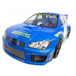HIMOTO HI4066 Galaxy On Road Elettrica Brushless 1/8 Himoto 4WD RTR