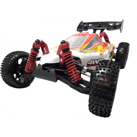 BUGGY HIMOTO VEGA 2015 1:8 BRUSHLESS OFF ROAD RADIO 2.4GHz 4WD RTR