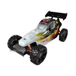 Buggy 1/5 Off road con Motore a Scoppio da 30cc – Radio 2.4GHz – 2WD – RTR – RH501T SUPER COCODRILE 2 SPEED VRX