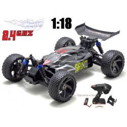 HIMOTO E18XB Spino Buggy 4wd eletric power 1/18 scale