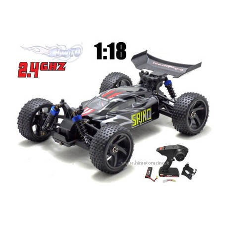 E18XBL Spino Buggy Himoto 1:18 SCALE RTR 4WD