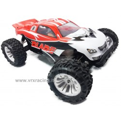 Mega Truck Sword 1/10 Off road con Motore a scoppio GO.18 a 2 Marce Radio 2.4 GHz 4WD RTR RH1002MG VRX