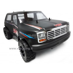 VRX RACING RH1038 Coyote N2 1/10 Off road con Motore a Scoppio GO.18 a 2 Marce Radio 2.4GHz 4 WD RTR VRX