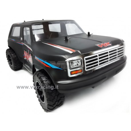 Coyote N2 1/10 Off road con Motore a Scoppio GO.18 a 2 Marce Radio 2.4GHz 4 WD RTR VRX