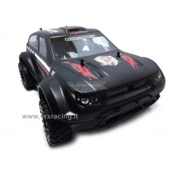 Rattlesnake N2 1/10 Off road con Motore a Scoppio GO.18 a 2 Marce Radio 2.4GHz 4 WD RTR VRX