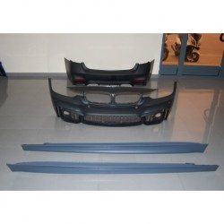 KIT ESTETICO COMPLETO IN ABS BMW SERIE 3 F30 LOOK M4