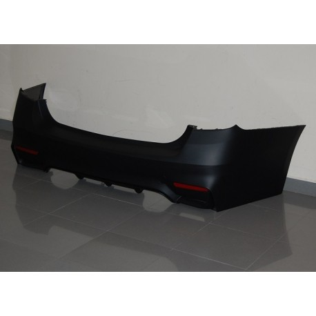 PARAURTI POSTERIORE COMPLETO IN ABS BMW SERIE 3 F30 LOOK M3
