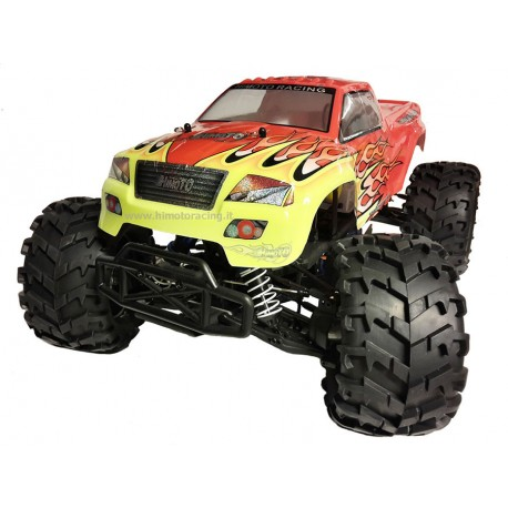 MONSTER TRUCK MEGAP MXT-2S Motore a scoppio SH21 cambio a 2 marce RTR 4wd 2.4ghz