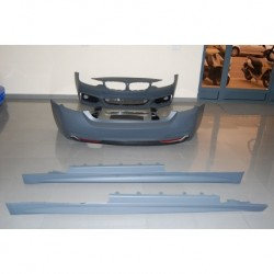 KIT ESTETICO COMPLETO IN ABS BMW SERIE 4 F32 LOOK M-TECH