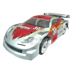 HIMOTO HI9206 1:8 Scale Rtr 4wd Nitro Power On Road Car Sh21