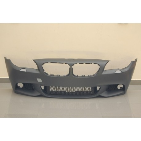 PARAURTI ANTERIORE IN ABS BMW SERIE 5 F10 F11 LOOK M-TECH