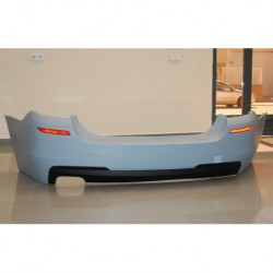 PARAURTI POSTERIORE IN ABS BMW SERIE 5 F10 LOOK M-TECH