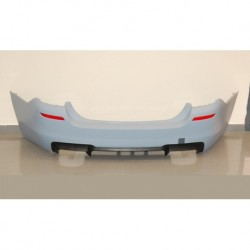 PARAURTI POSTERIORE IN ABS BMW SERIE 5 F10 LOOK M5