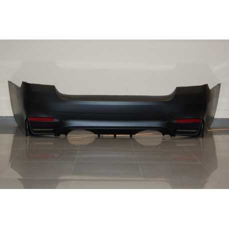 PARAURTI POSTERIORE IN ABS BMW SERIE 3 E92 LOOK M4