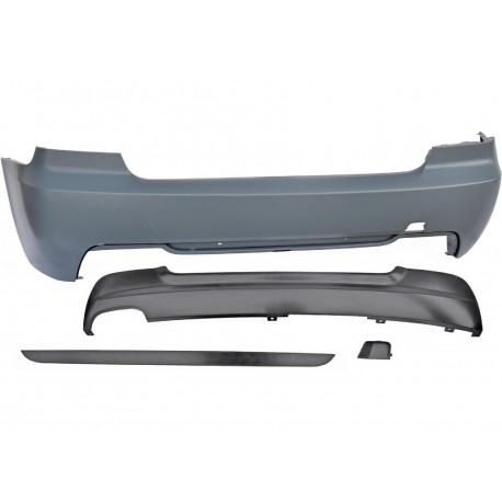 PARAURTI POSTERIORE IN ABS BMW SERIE 3 E92 LOOK M-TECH