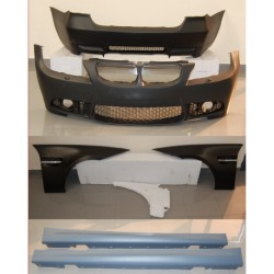 KIT ESTETICO COMPLETO IN ABS BMW SERIE 3 E90 LCI LOOK M3