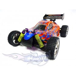 BUGGY SYCLONE PRO 1:10 OFF ROAD 2.4Ghz 4WD RTR