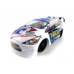 "HIMOTO E18ORL Stradale ""Tricer"" Brushless 1/18 Himoto 2.4gHz 4WD RTR"