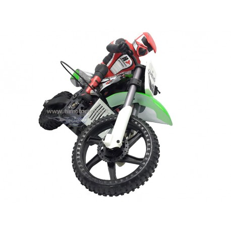 MOTOCROSS BURSTOUT BRUSHLESS HIMOTO 1/4