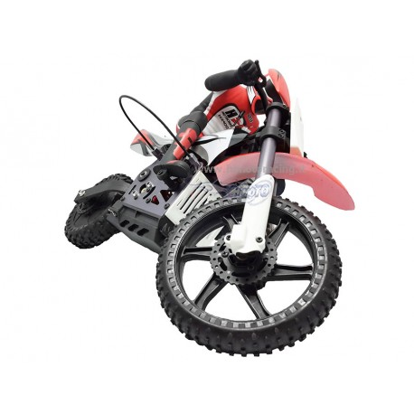 MOTOCROSS BURSTOUT HIMOTO 1/4 OFF ROAD