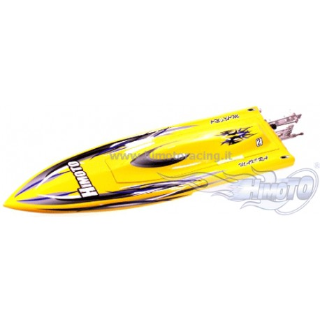 Motoscafo Makira Himoto brushless 1/6