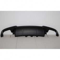 DIFFUSORE POSTERIORE IN ABS BMW SERIE 5 F10 F11 LOOK M5