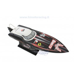 Motoscafo elettrico Brushless Stealth Interceptor Himoto 1/6