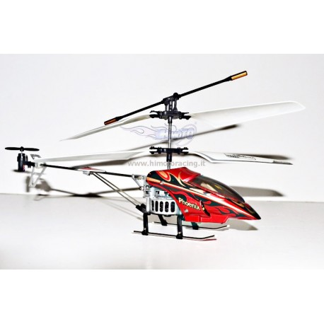 Red Wolf Mini Elicottero 3 ch RTF