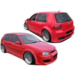 KIT ESTETICO COMPLETO IN VETRORESINA VOLKSWAGEN GOLF 4 IV EVOLUTION