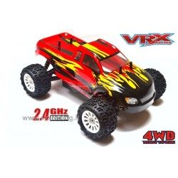 VRX RACING RH1812 Monster truck MT-BL scala 1/18 motore elettrico brushless kv-4200 radio 2.4GHz RTR 4WD VRX
