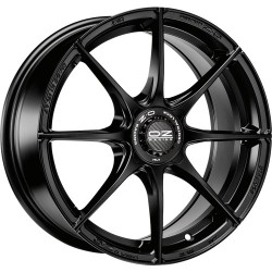 OZ RACING CERCHI IN LEGA OZ RACING FORMULA HLT 4F MATT BLACK 17