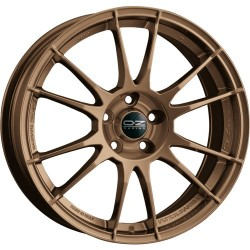 OZ RACING CERCHI IN LEGA OZ RACING ULTRALEGGERA MATT BRONZE 17
