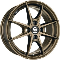 OZ RACING CERCHI IN LEGA SPARCO TROFEO 4 GLOSS BRONZE 17