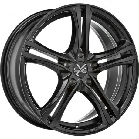 OZ RACING CERCHI IN LEGA OZ RACING X5B MATT BLACK 17