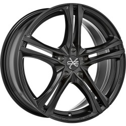 OZ RACING CERCHI IN LEGA OZ RACING X5B MATT BLACK 18
