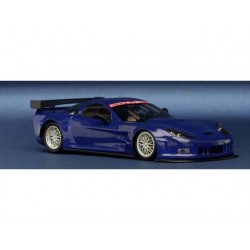 NSR AUTOVETTURA Corvette c6r test car blue limited edition aw king evo 21k
