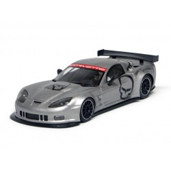 NSR AUTOVETTURA Corvette c6r take no prisoners silver aw king evo3!