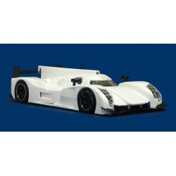 NSR AUTOVETTURA Audi r18 tdi white body kit il new king evo3!