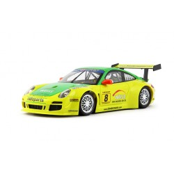 "NSR AUTOVETTURA Porsche 997 team manthey international gt open 2012 ""yellow"" aw king evo3!"