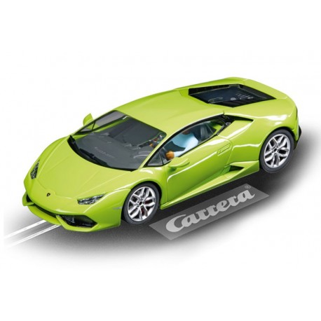 LAMBORGHINI HURACAN LP610-4 LIGHT GREEN - CARRERA 27493